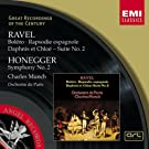 Ravel: Orchestral Music/Honegger:Symphony 2