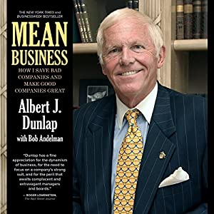 Mean Business Audiobook