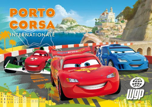 Imagen principal de Clementoni 29634.7 Multimedia Cars 2: The fastest race car in the world! - Puzzle (250 piezas)