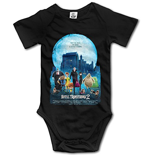 LALayton Hotel Transylvania 2 Lovely For Jumpsuit Romper Climbing Clothes - Black (Hotel Transylvania Blu compare prices)