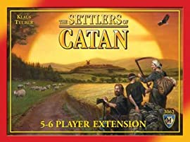 Settlers of Catan: 5-6 Player Ext
