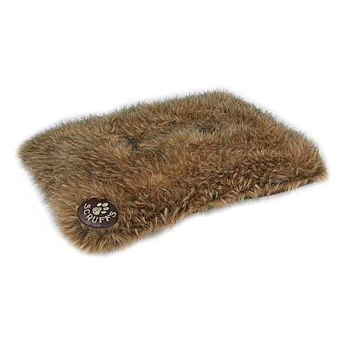 Scruffs Siberian Pet Bed, Timber, 70cm