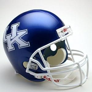 Kentucky Wildcats Riddell Deluxe Replica Helmet by Caseys
