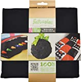 New Image Group Feltables Craft Pack Felt, 36 x 36-Inch, Black