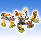 THE LION KING 9-PIECE ACTION FIGURE PLAYSET