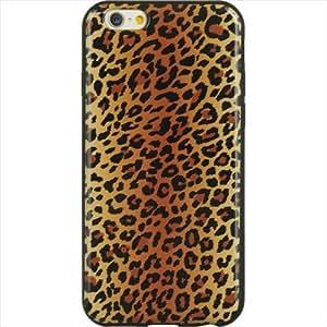 Dream Wireless iPhone 6 TPU IMD Case - Retail Packaging - Leopard Back