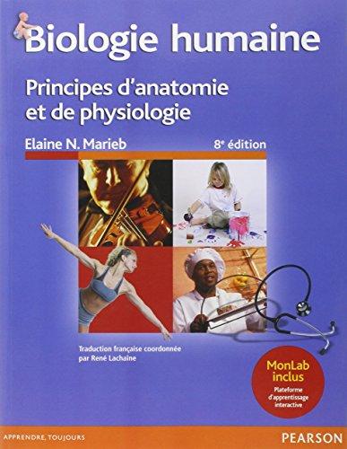 Telecharger Anatomie Et Physiologie Humaine Marieb Pdf Gratuit Download