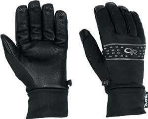 Outdoor Research Men's Sensor Gloves (Black, Large)