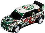 Carrera Go!!! 1/43 Mini Countryman WRC Equipe Palmeirinha Rally No.14 RMC 2012 # 61240