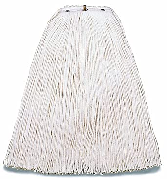 Wilen A503320, E Cotton No Marr Pinnacle Mop, 20-Ounce, White (Case of 12)