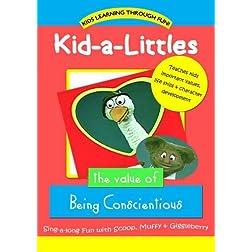 Kid-a-Littles: Being Conscientious