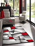 Tapis contemporain,