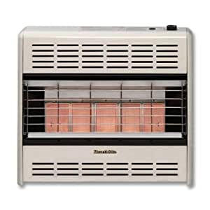 Empire comfort systems hr30mn 30 000 btu vent for Best propane heating systems