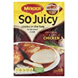 Maggi So Juicy Oriental Soy and Garlic Chicken 30 g (Pack of 16)