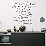 Yoovi Wall Decor Stickers Decals Removable Sticker for Dining Room Living Room Bedroom, The proverbs of Devin (189*57cm)