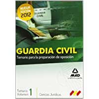 Temario I - guardia civil - ciencias juridicas (F. Cuerpos Seguridad 2013)