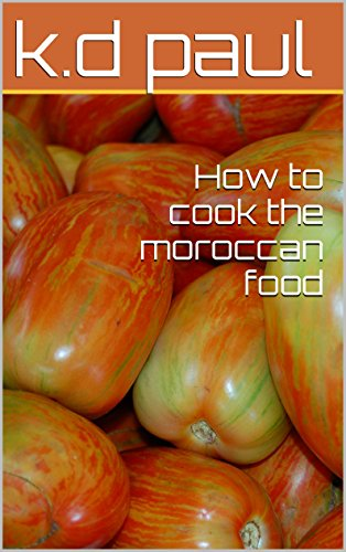 How to cook the moroccan food