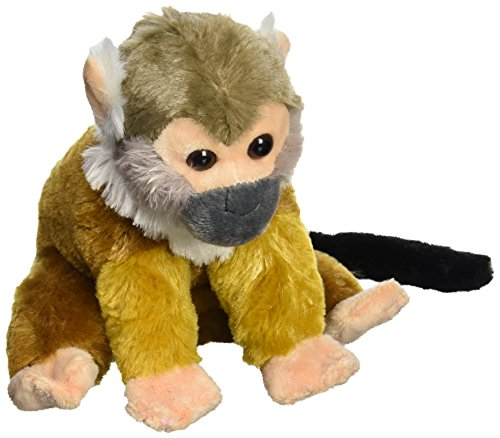 "Wild Republic CK-Mini Squirrel Monkey 8"" Plush"