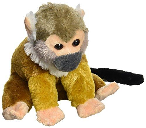 "Wild Republic CK-Mini Squirrel Monkey 8"" Plush"