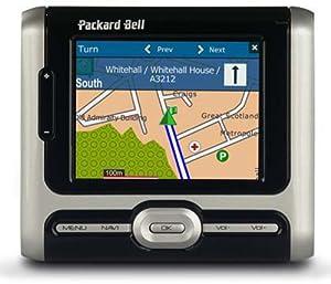 packard bell gps 400 car navigation electronics. Black Bedroom Furniture Sets. Home Design Ideas
