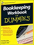 Bookkeeping Workbook For Dummies, UK...