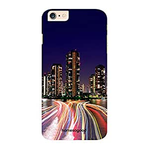 HomeSoGood Tokyo Expressway Multicolor 3D Mobile Case For iPhone 6 Plus (Back Cover)