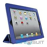 NYブランドMIVIZU 【ipad2専用】 レザーケース スタンド型iPad2 ケース 【レザー カバー、ケース】 アップル iPad2 専用ケース 【液晶保護付き スクリーンプロテクター付き】 グリーン