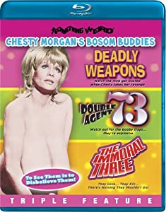 Chesty Morgan's Bosom Buddies [Blu-ray]