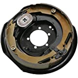 """Husky 30799 12"""" x 2"""" Left Handed Electric Brake Assembly - 4000 to 6000 lbs. Load Capacity"""