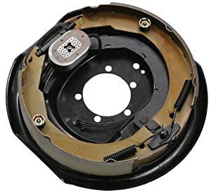 """Husky 30800 12"""" x 2"""" Right Handed Electric Brake Assembly - 4000 to 6000 lbs. Load Capacity"""