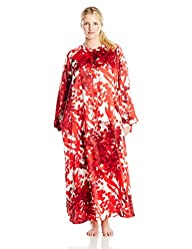 Natori Women's Plus-Size Ottoman Zip…