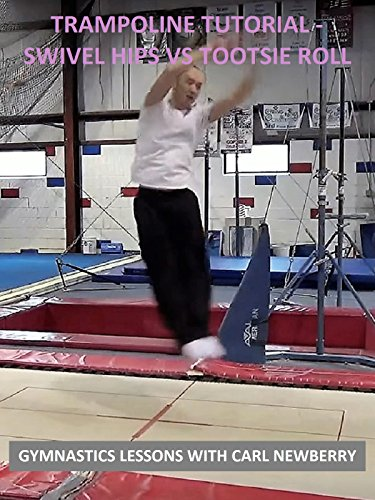 Trampoline Tutorial: Swivel Hips vs Tootsie Roll