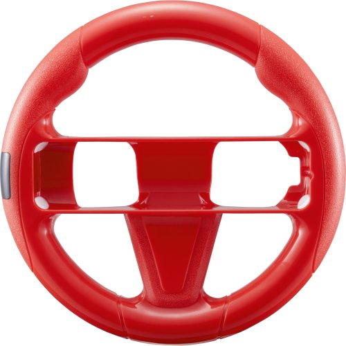 CYBER / handle grip (for Wii U) Red
