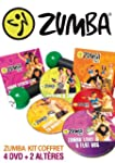 ZUMBA Coffret 4 DVD + 2 Halt�res - Ve...