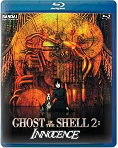 Ghost in the Shell 2: Innocence [Blu-ray]