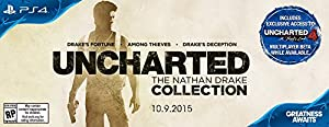 Uncharted Collection - The Nathan Drake Collection - PS4 [Digital Code]