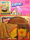 BARBIE DREAM HOUSE Finishing Touches KITCHEN SET (1981 Mattel Hawthorne)