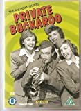 MOVIE MUSICALS - PRIVATE BUCKAROO - NEW & SEALED - ONE OF THE GREATEST MUSICALS OF ALL TIME - VERY COLLECTABLE NOW DAYS