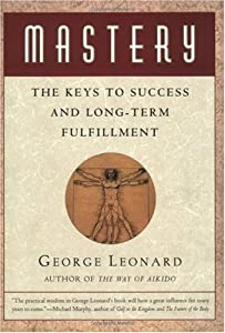 "Cover of ""Mastery: The Keys to Success an..."