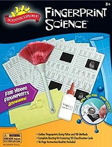 Kit de Science d'empreinte digitale-