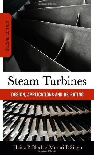 Steam Turbines: Design, Application, and Re-Rating - McGraw-Hill Professional - 007150821X - ISBN:007150821X