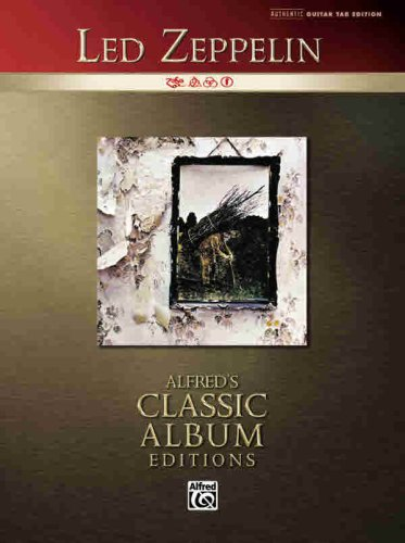 Led Zeppelin Iv (Alfred'S Classic Album Editions)