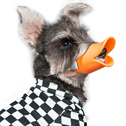 Dog-MuzzleDog-Mouth-Cover-ViMall-Quick-Fit-Breathable-Adjustable-Soft-Silicone-Safety-Dog-Puppy-Pet-Muzzle-Mouth-Mask-Duck-Mouth-Shape-Pet-Mouth-Masks-Anti-Bite-Chew-Bark-Lick