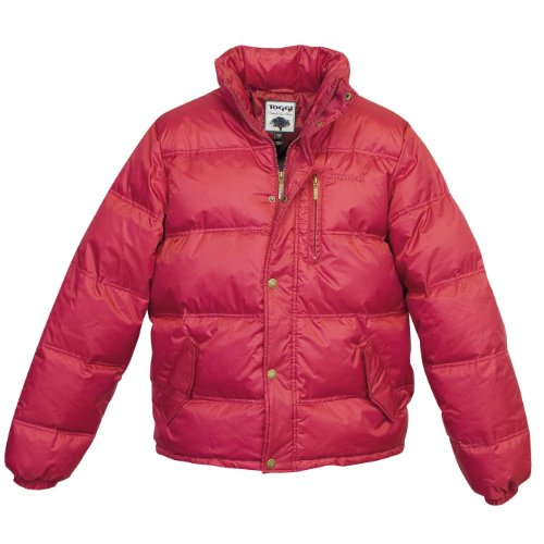 Toggi Oakford Padded Jacket - Antique Red, Medium