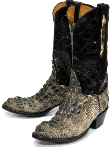 combination of style and comfort only from alligator boots