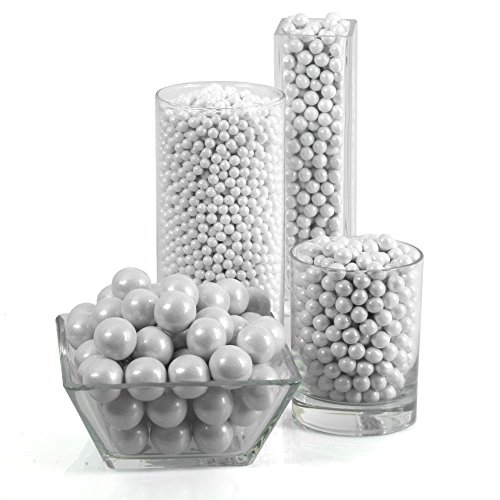 Round Party Candy Kit - White front-706063