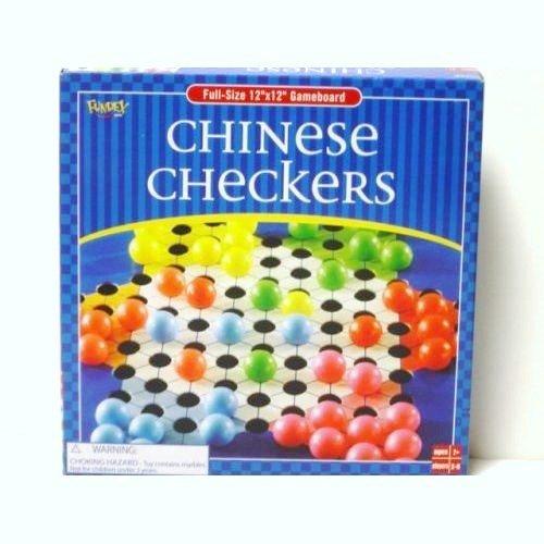 CHINESE CHECKERS - 1
