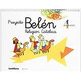 Proyecto Belén, religión católica, Educación Infantil, 4 años