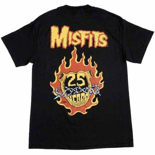 Death Note 25th Anniversary(Tシャツ)(ブラック)(Mサイズ)(HWZCD-18542)
