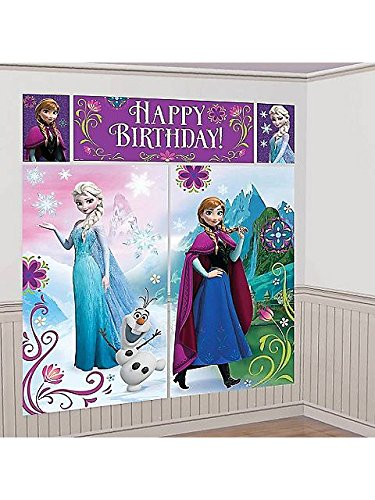 Frozen Wall Decorations front-506643